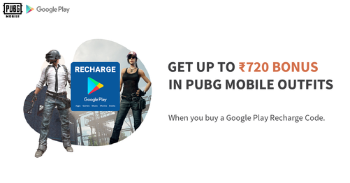 Get Up To Rs 750 Bonus In PUBG Mobile Outfits