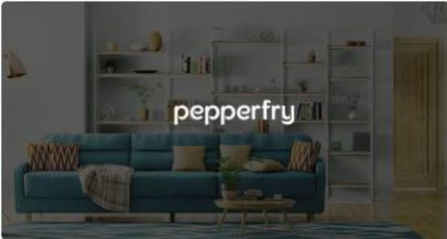 Use SuperCash to get up to Rs.1000 discount @ Pepperfry!