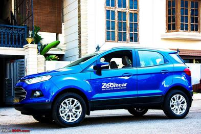 Ford Ecosport @ Rs 16/KM