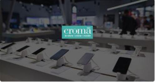 Tuesday Special: Get flat Rs.600 cashback @ Croma Online Store!