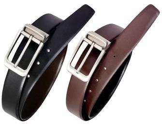 Ksr Etrade Reversible Leather Belt