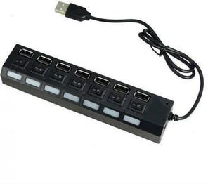 Shrih Portable 7 Port USB Hub