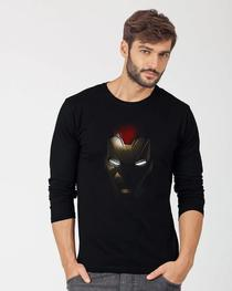 Iron Man Shadows Full Sleeve T-Shirt (AVL)