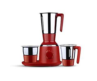 Butterfly Spectra 3 Jar Mixer Grinder (Red)