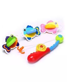 Vibgyor Vibes Fishing Bath Toys