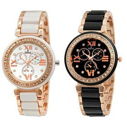 20edbffad6 amazon-swisstyle-analogue-white-dial-and-black -dial-womens-watches-ss-703w-703bset-of-2.jpg