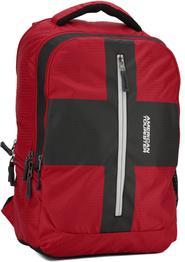 AMT Juke 21 L Laptop Backpack(Red, Black)