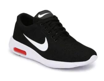 Sale - Clymb Men Black Running Shoes