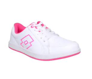 Lotto Women White Walking Shoes