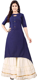 kurti anarkali for women latest design long model neck one piece dress girls combo offer pink red designs wedding 3/4 sleeves