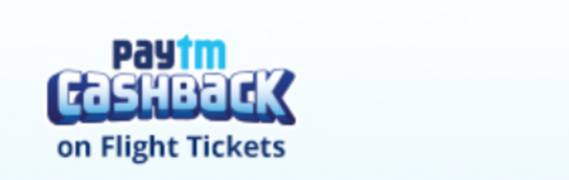 Book Flight Tickets on Paytm and get up to Rs 2000 Cashback