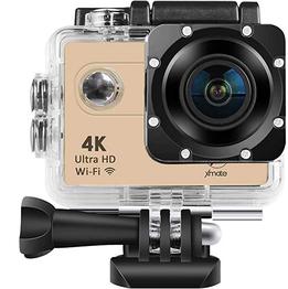 Xmate Shot Pro 16 Mega Pixel, 4K WiFi Sports Waterproof Casing Action Video Camera