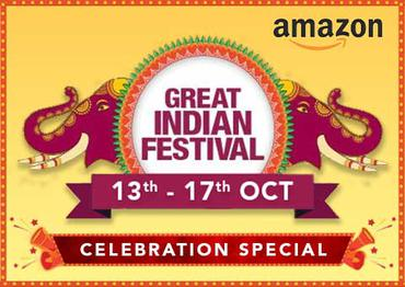 Amazon Great Indian Festival Sale - Up To 80% OFF On Categories