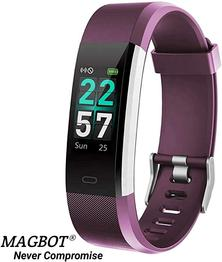 Smart Fitness Band for Men Women Sports/Gym Lovers with Heart Rate Monitor Activity Tracker