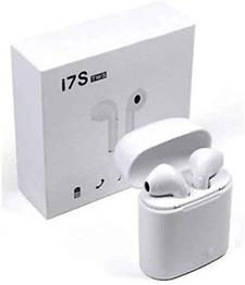 i7s TWS Wireless Bluetooth Earphone Stereo Mini Twin Portable with Active Noise Cancellation Technology