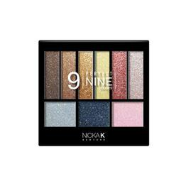 Nicka K Perfect 9 Colour Eyeshadow - AP018(14.1gm)