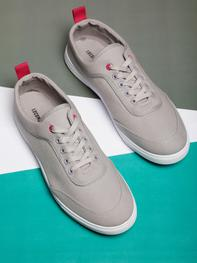 Men Grey Sneakers
