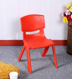 Playgro Kids Plastic Chair in Red Colour by Parin
