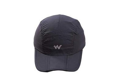 Wildcraft Unisex Cotton Combo Cap (Navy Blue, Free Size)