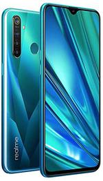 Realme 5 pro 4GB RAM, 64GB Storage (CRYSTAL GREEN)
