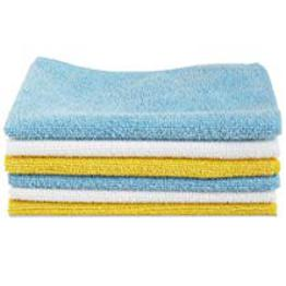 AmazonBasics Microfiber Cleaning Cloth - 222 GSM (Pack of 6) 2644