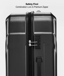 S01 Cabin Luggage - 20 inch  (Grey)