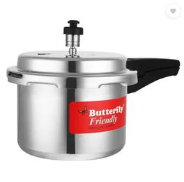 Butterfly Friendly 3L Pressure Cooker (Aluminium)