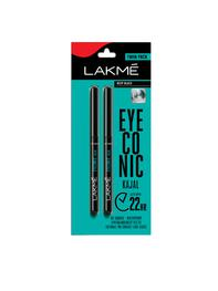 Deep Black Eyeconic Twin Pack Kajal