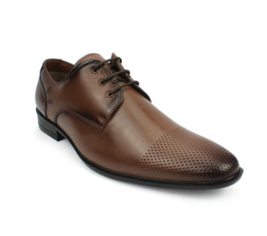 Avanthier Men's Formal Shoes Brown