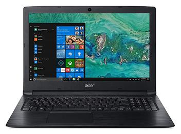 Acer Aspire 3 A315-53 15.6-inch Laptop (Intel Celeron Processor 3867U/4GB/500GB HDD/Windows 10 Home 64 bit/Intel HD 610 Graphics), Obsidian Black