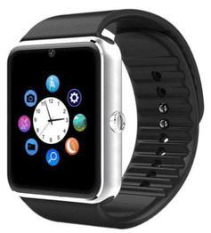 SA Marlins A1 calling watch Smart Watches Silver