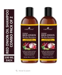 Park Daniel ONION Herbal Shampoo - For Hair Regrowth Shampoo 200 mL
