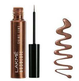 Lakme Absolute Shine Line Eye Liner - Shimmery Bronze