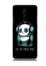 Pastel Music OnePlus 8 Mobile Cover