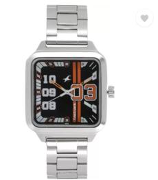 Fastrack 3179SM02 Varsity Analog Watch - For Men