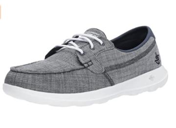 Skechers Women's Go Walk Lite-Isla Walking Shoes