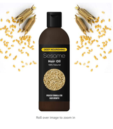 L'Glam Sesame Hair Oil Non sticky, Damage repair, Conditions