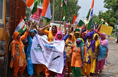 women empowerment deepalaya microfinance