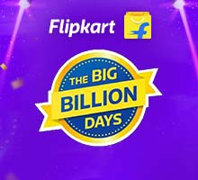 Flipkart Big Billion Day Sale Offers