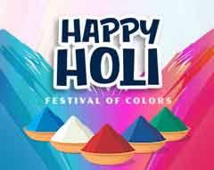Holi Offers