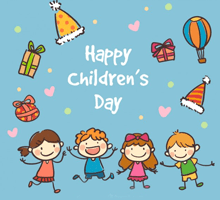 Children's Day Coupons & Offers
