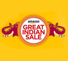 Amazon Great Indian Sale offers, coupons, and promo codes