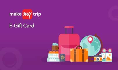 MakeMyTrip Gift Card
