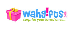 Wahgifts Coupons & Offers