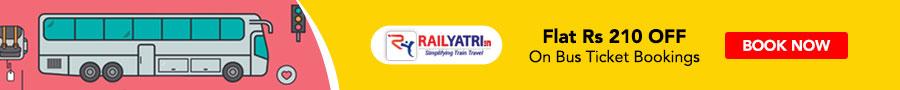 Railyatri Offers
