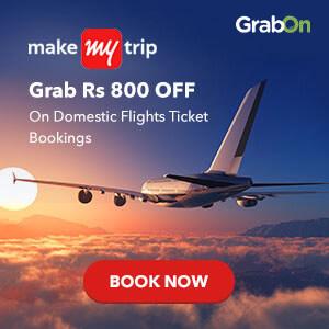Makemytrip Flight Offers