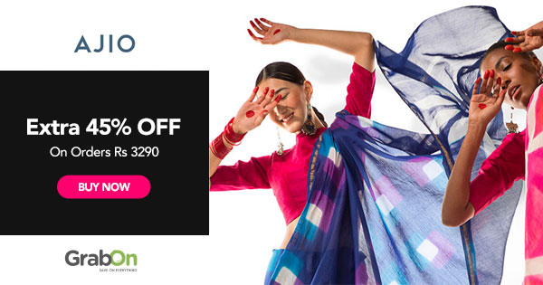 Ajio Coupons & Offers | Flat Rs  1000 OFF Coupon Codes | Aug 2019