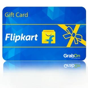 Flipkart Gift Cards