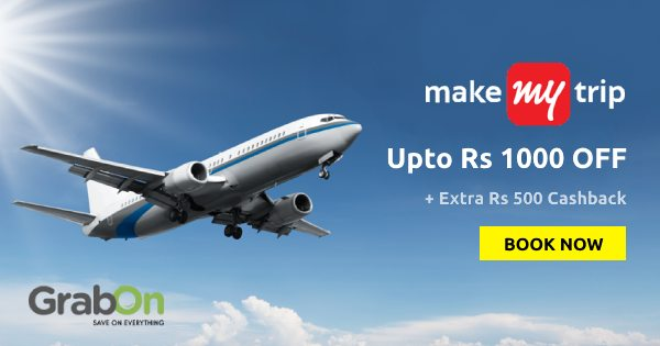 Makemytrip Coupons, MMT Coupon Code & Makemytrip Promo Code