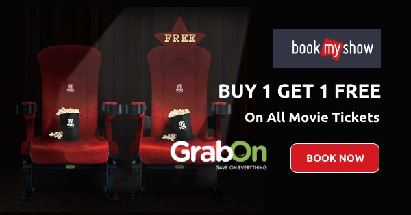Bookmyshow Offers, Bookmyshow coupons & Bookmyshow Promo Codes
